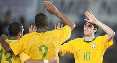 Brasil vencio a Tanzania