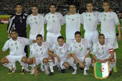 Irlanda del Norte  vencio a Argelia