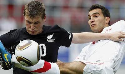 Nueva Zelanda vencio a Serbia