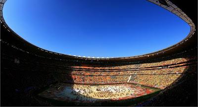 Ceremonia inaugural Copa Mundial FIFA 2010