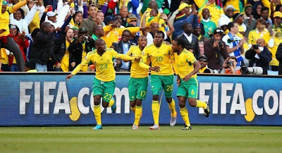 Sudafrica 2 Francia 1