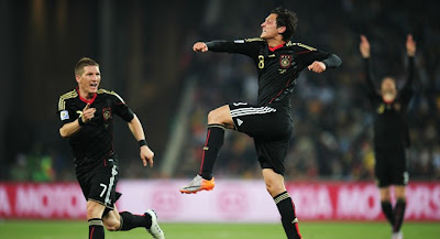 Alemania vencio a Ghana