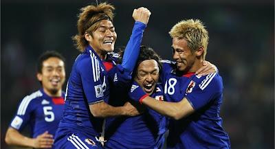Japon vencio a Dinamarca