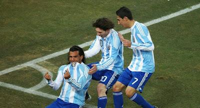 Argentina 3 Mexico 1