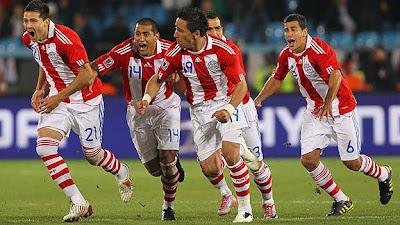 Paraguay avanza a cuartos
