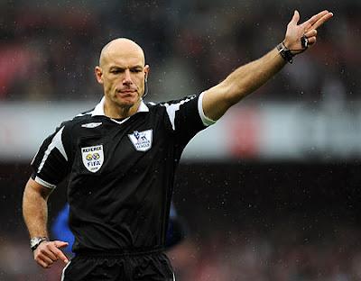 Arbitro de la final del Mundial