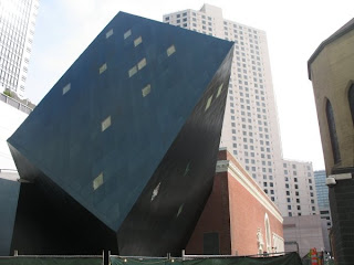The Contemporary Jewish Museum under construction (May 2008)