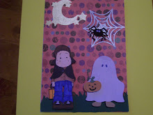 Halloween Card For Swap