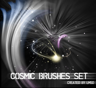 GLOWING PHOTOSHOP BRUSH GRATIS