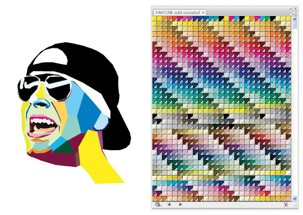 Tutorial WPAP (Wedha's Pop Art Potrait)