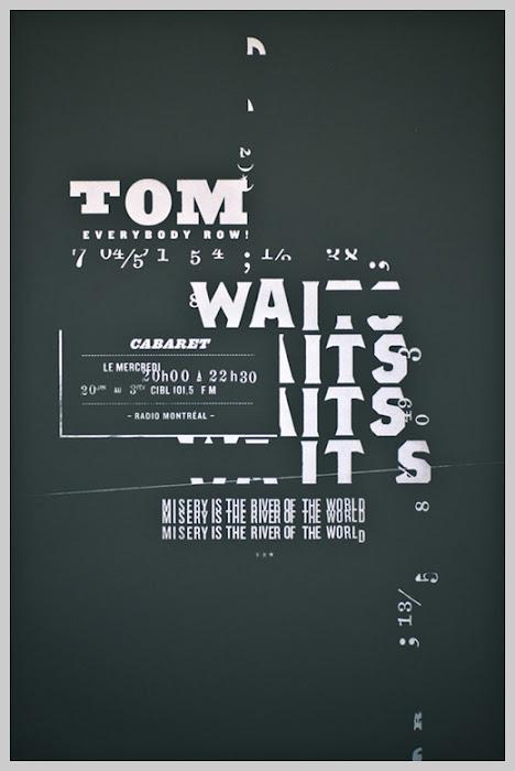 Desain Poster Bergaya Tipografi untuk Inspirasi