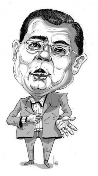 Wawancara dengan Tauris Mustafa, Kartunis