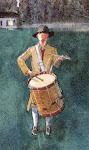 Shell Hopson, Drummer Boy