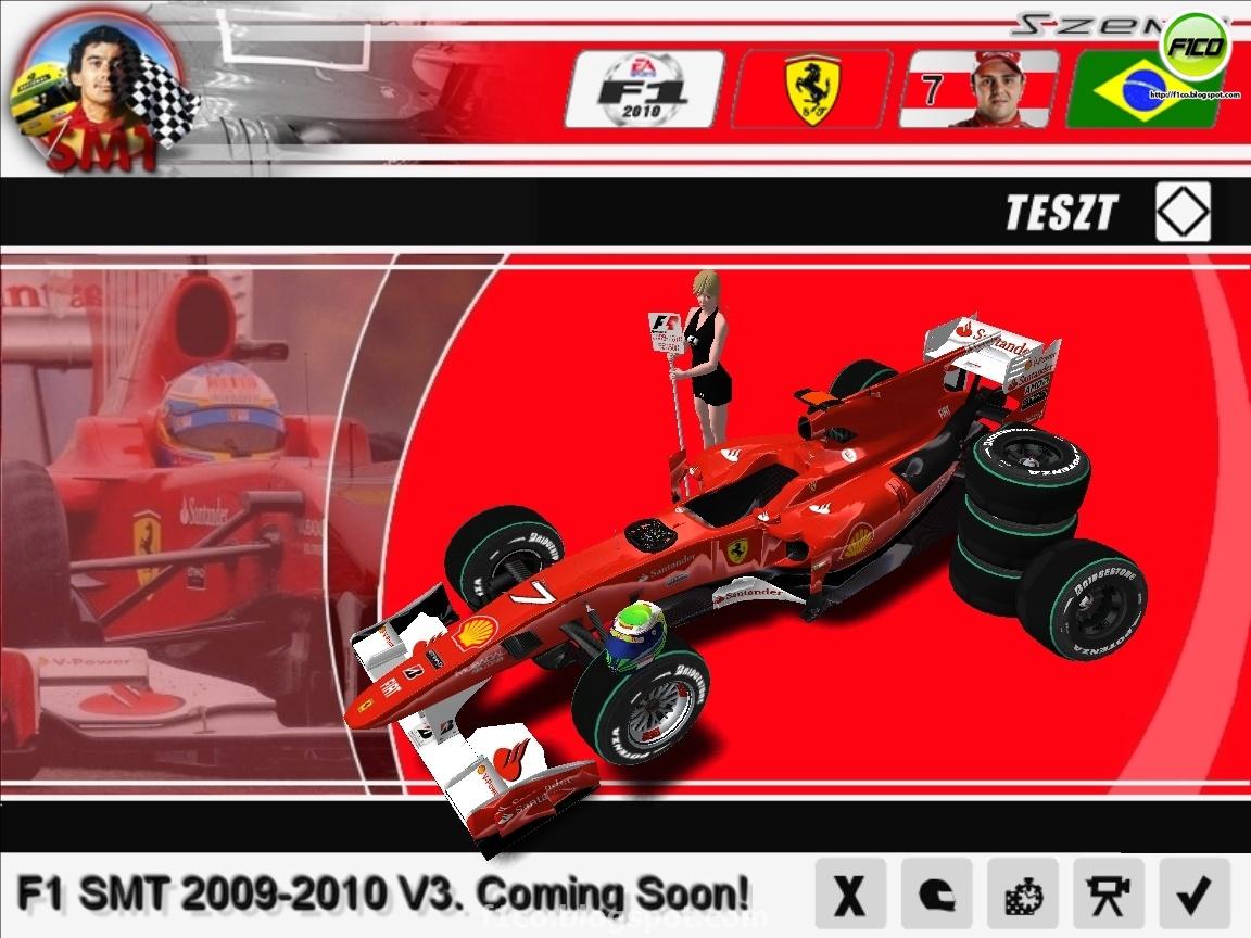 001_F1 Challenge   F1 SMT 2009 2010 V3 0