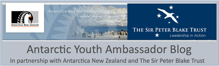 Antarctic Youth Ambassador Blog