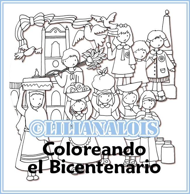Liliana Lois Diseños: Bicentenario de la Revolucion de Mayo Nuevos ...