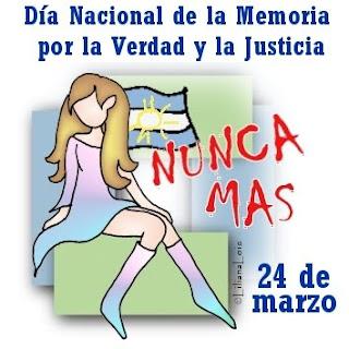 Worksheet. MIS PROYECTOS 24 de marzo Da Nacional de la Memoria por la