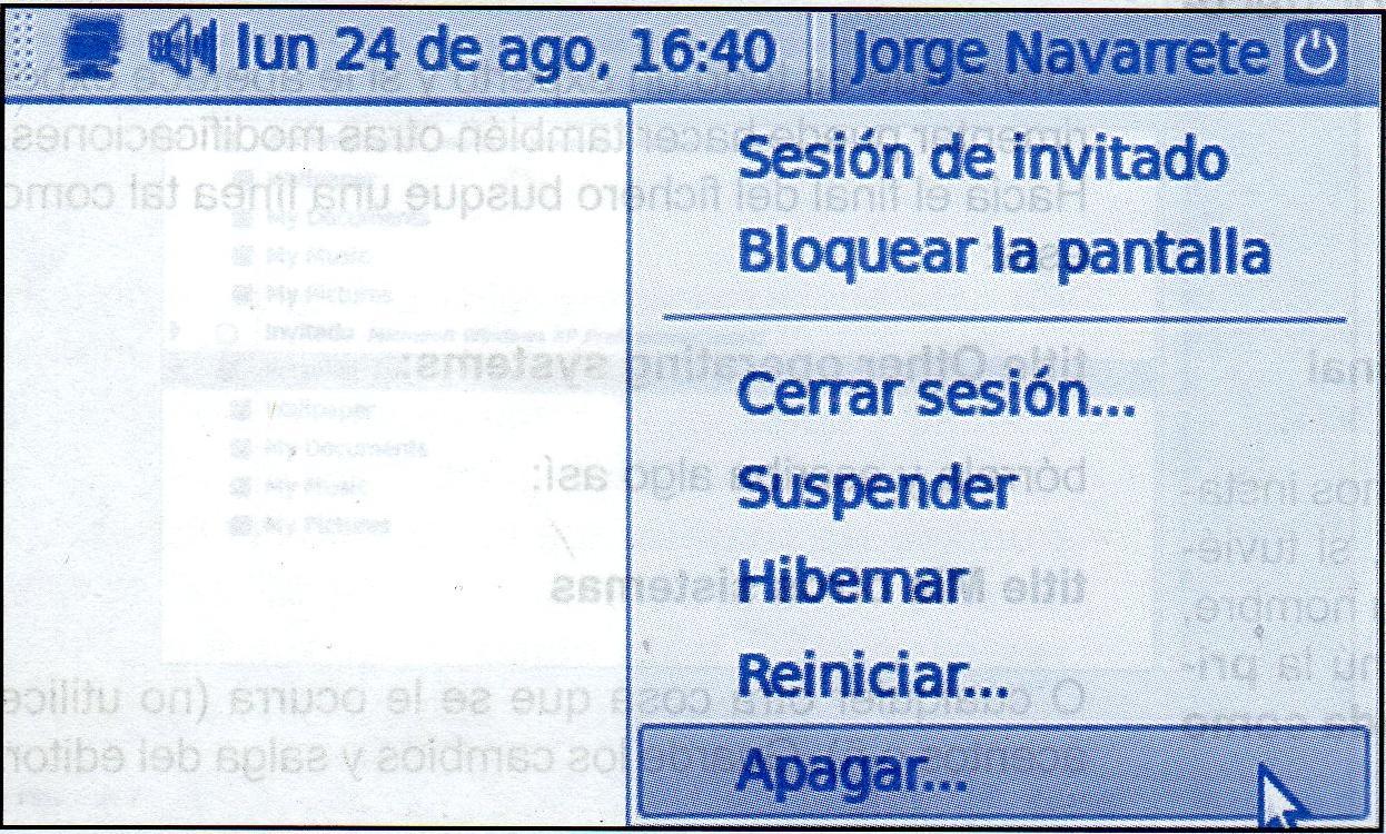 CONOCIENDO EL SISTEMA OPERATIVO UBUNTU 9.04