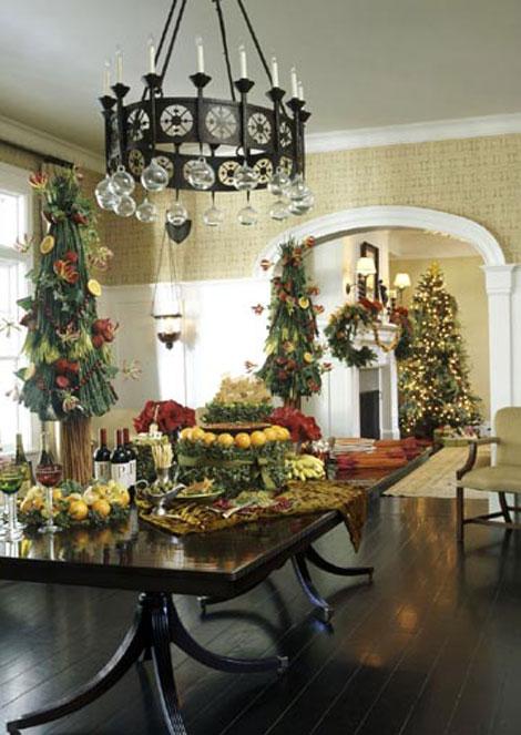 Christmas Decor For Buffet : Lifes little lustings december