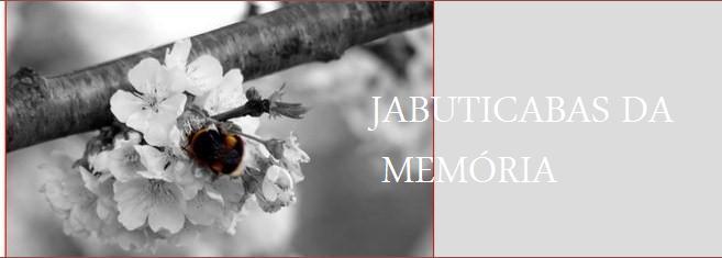 Jabuticabas da Memória