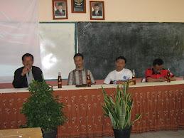 Acara Rapat Akbar dan Temu Alumni