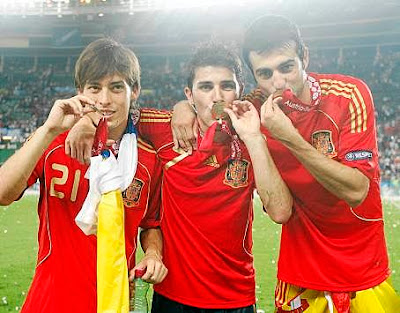 Jugadores Valencianistas