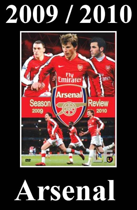 Arsenal Season Review 2008/2009 movie