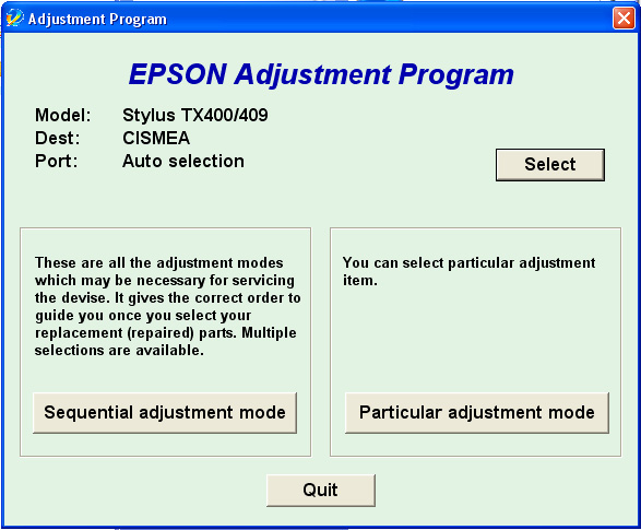 Epson Stylus Tx400 And Sx400 Adjustment Program Cracked By Orthotamine