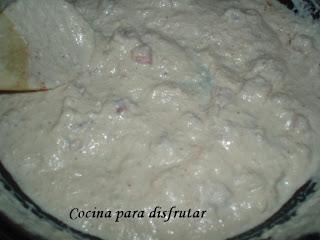 receta ESPAGUETIS CON SALSA CARBONARA