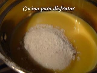 SEMIFRIO DE TARTA DE WHISKY
