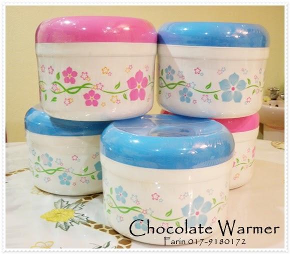 Welcome 2 Food Warmer For Homemade Chocolate