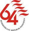 logo Kemerdekaan RI 64