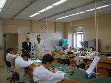 Escola Relojoaria - Mestre Américo - 2008