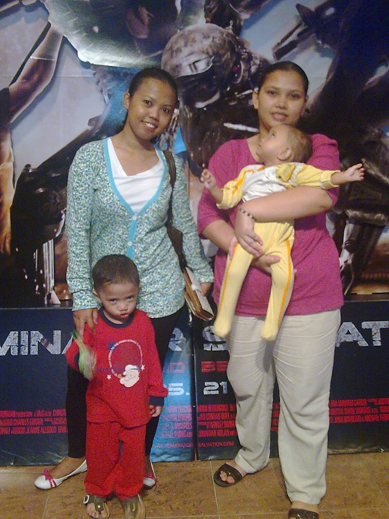 ♥Jalan2+Nuntun Terminator♥