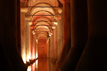 Cistern of Istanbul