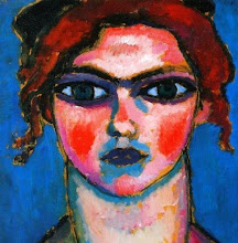A Painting by Alexei Jawlensky