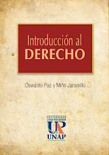 INTRODUCCIÓN AL DERECHO OBRA DE DR. OSWALDO PAZ Y MIÑO JARAMILLO