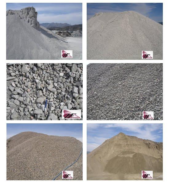 Materiales de construccion arena material de construccion - Tipos de materiales de construccion ...