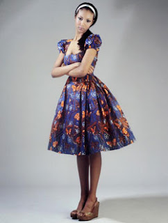 Sika design -african-print- dresses
