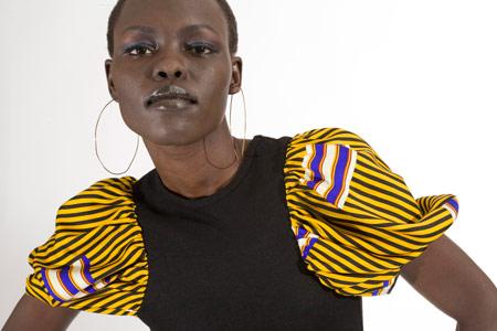 lola Faturoti kitenge designs ankara designs