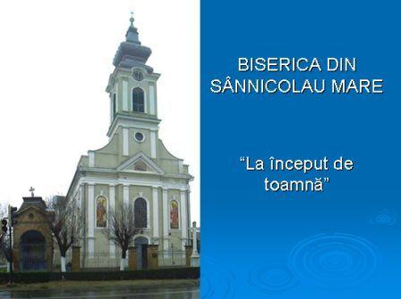 Biserica din Sannicolau Mare