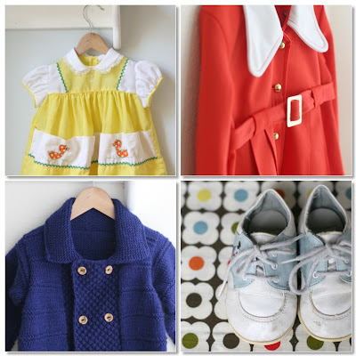 Children Fashion Blog on Vintage Children S Fashion From Baby Hank Vintage