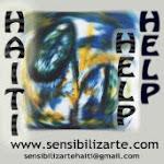 Eu sou sócia da ONG, Associación Proyecto SENSIBILIZARTE