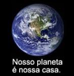"""O """"NOSSO"""" PLANETA AZUL"""