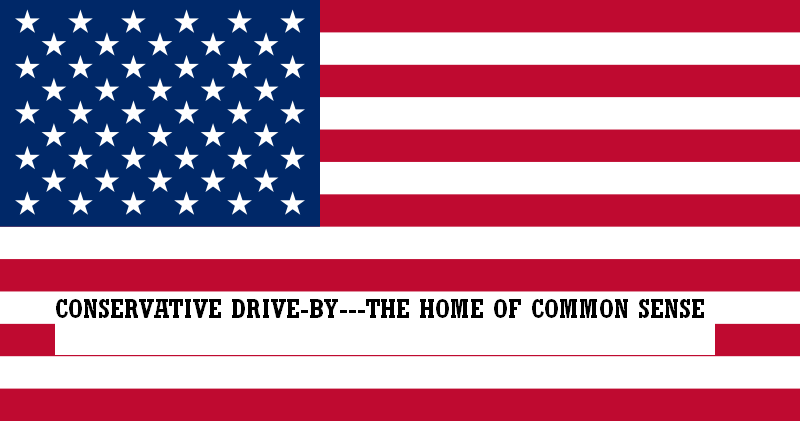 Conservative Drive-By