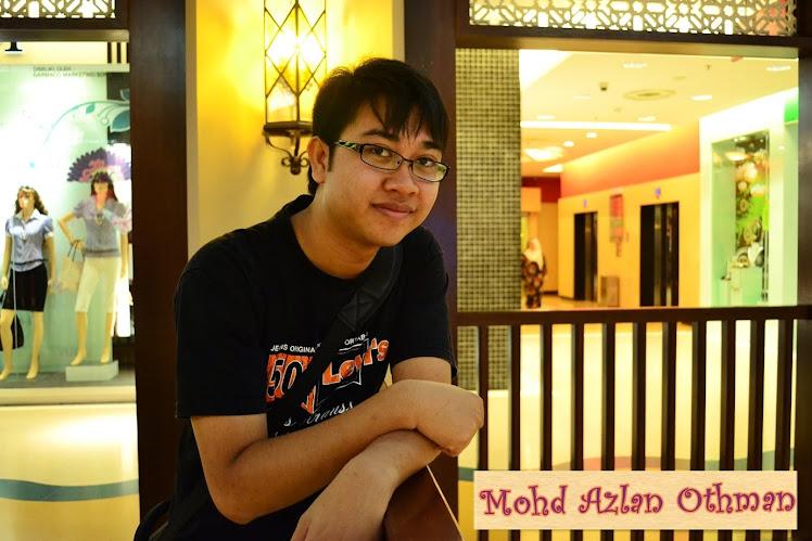 Mohd Azlan Othman