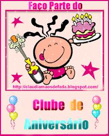 Eu faço parte do Clube de Aniversário!