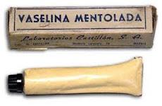 Vaselina Mentolada- a única que faz entrar tudo nem que seja á tolada.!!