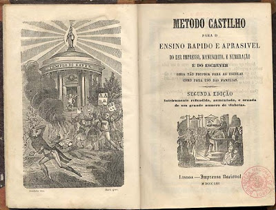 imagem de livro: Método Castilho
