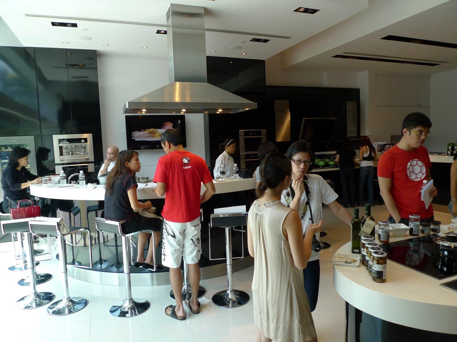 De Dietrich Kitchen Appliances The Hungry Cow De Dietrich Cooking Demo With Robin Ho